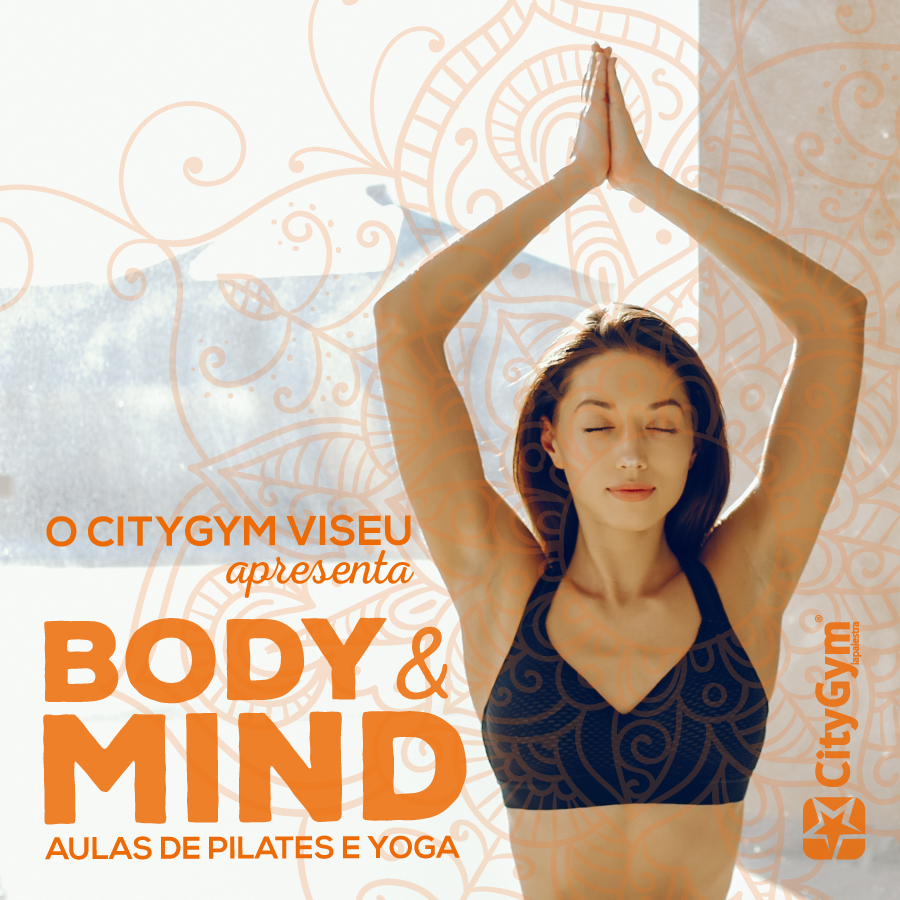 BODY&MIND – Aulas de Pilates e Yoga